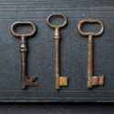 The Keys (There Are Three) To Happiness